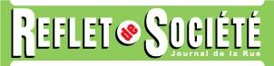 Logo Reflet de société - Journal de la rue
